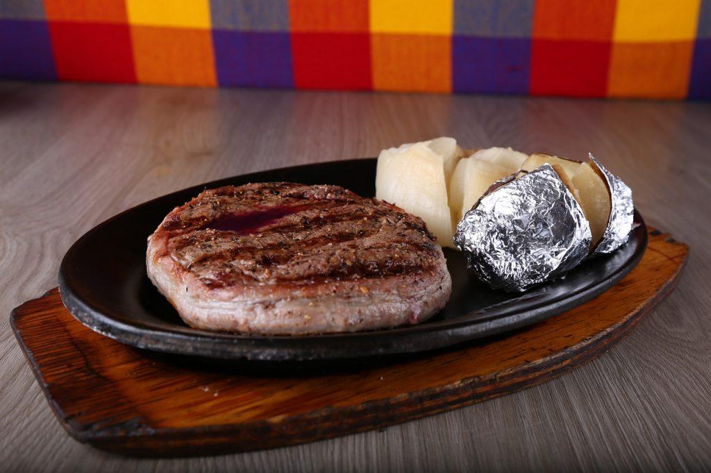 Beef Steak Mignon Protein Grill - d_palestino / Pixabay