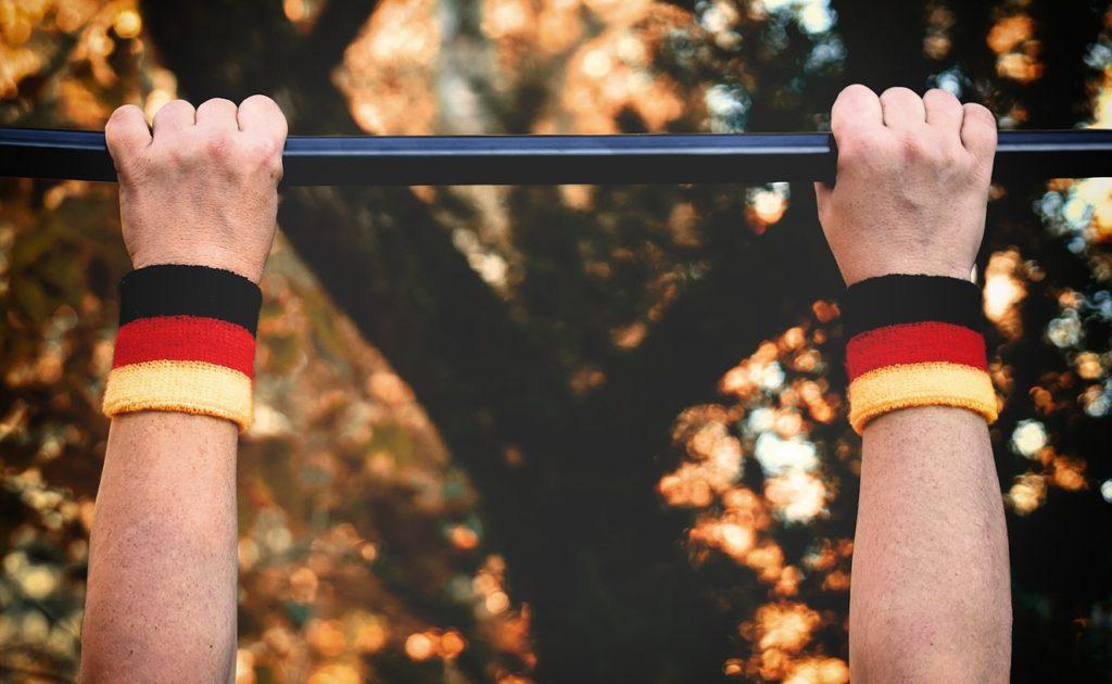 Chin Ups Sport Strength Training  - Alexas_Fotos / Pixabay