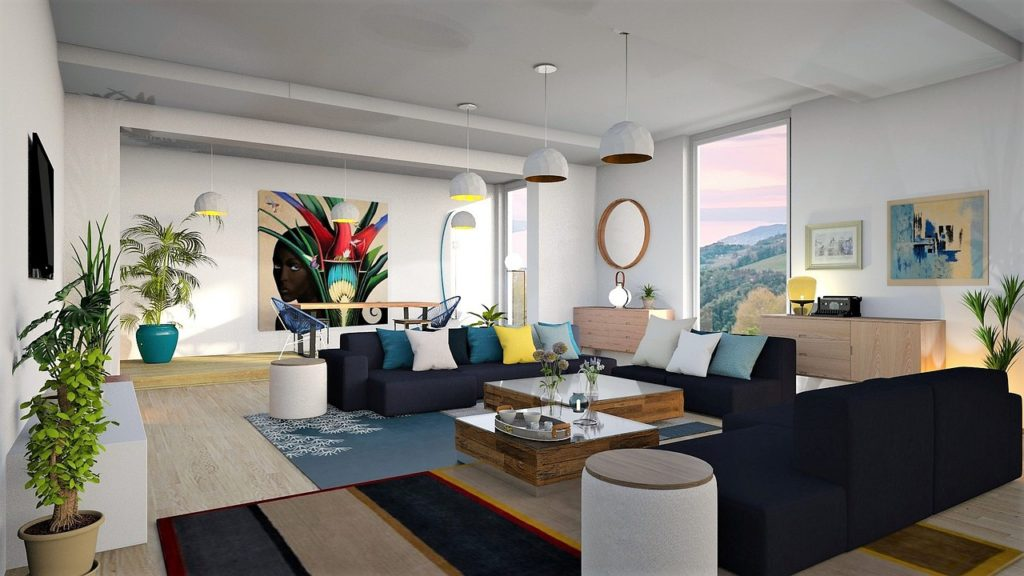Living Room The Interior Of The Be  - 5460160 / Pixabay