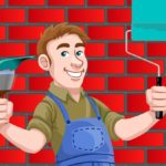 Painter Wall Worker Painting  - mohamed_hassan / Pixabay