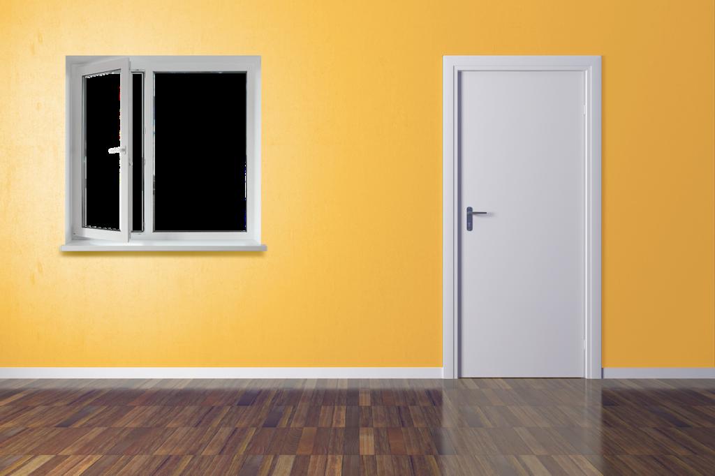 Window Door Wall Room Entrance  - AlLes / Pixabay