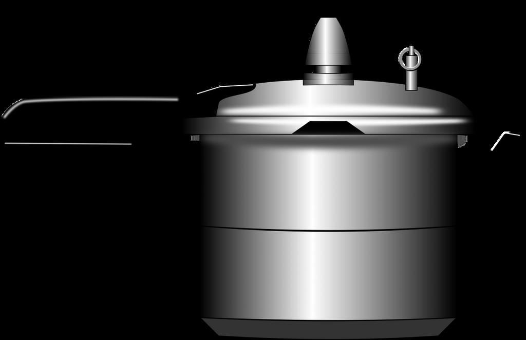 Cook Kitchen Pot Pressure Kitchen  - OpenClipart-Vectors / Pixabay